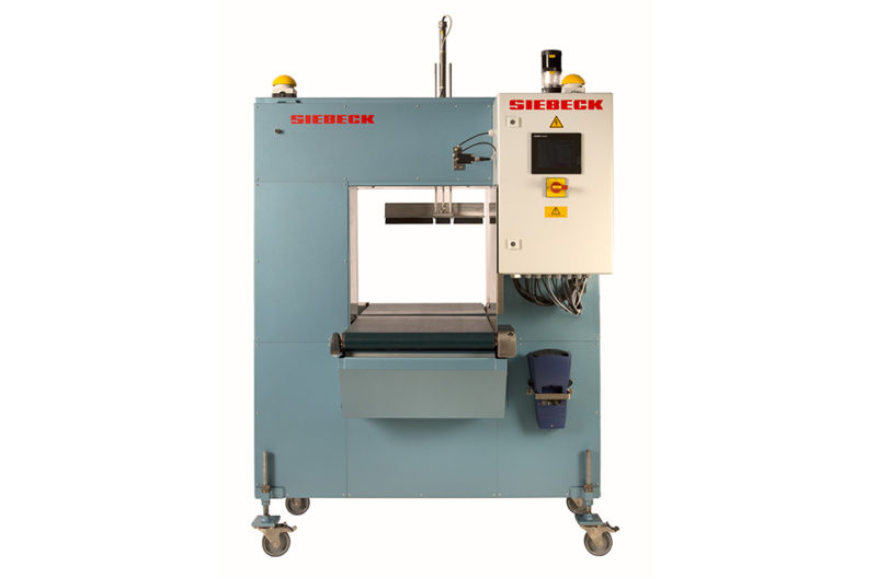 Verschnürmaschine & Bündelmaschine SIEBECK JET A50 S