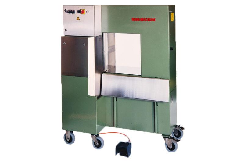 Verschnürmaschine & Bündelmaschine SIEBECK JET OB 50